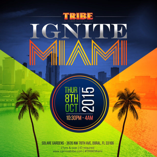 TRIBE IGNITE Miami 2015