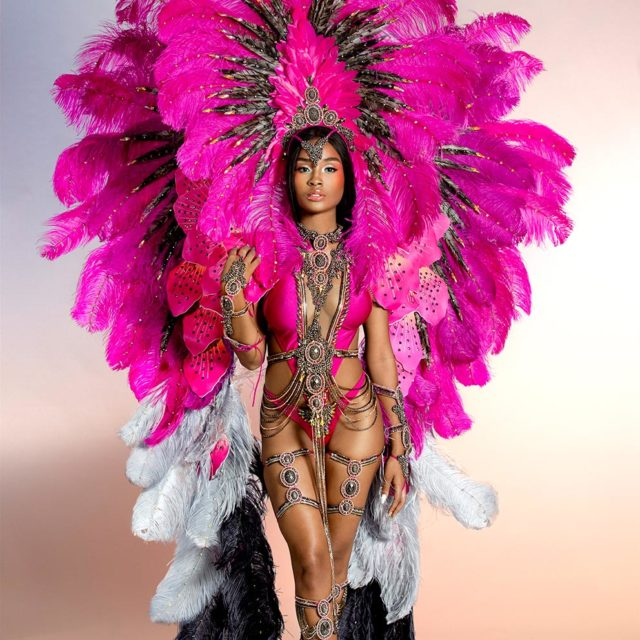 BLISS Carnival 2020 - Amaryllis - designed by Richard & Anthony Design Concepts